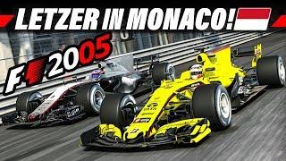 F1 2005 MOD KARRIERE #5 – Monaco GP | LAST TO FIRST Let's Play Formel 1 4K Gameplay German