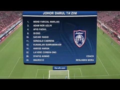 Kashima Antlers vs JDT  2-1  AFC Champions League 2019 - Higlight and Goals