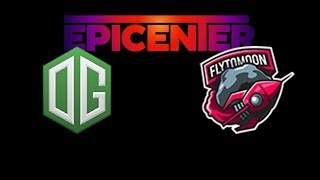 OG vs FlyToMoon EPICENTER XL Highlights Dota 2