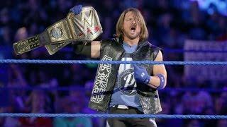 10 Best WWE Wrestlers Of 2016