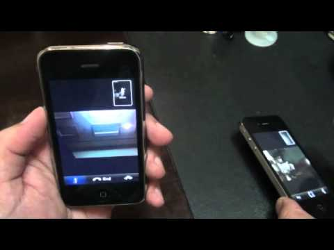 One-Way FaceTime On Your Jailbroken iPhone 3GS With FaceIt-3GS