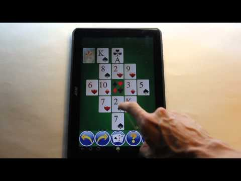 Video of Diamond Solitaire HD Free