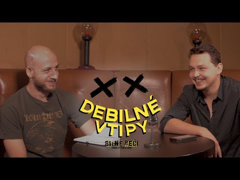Debilné Vtipy #44 - Matej Makovický vs. Martin Hatala