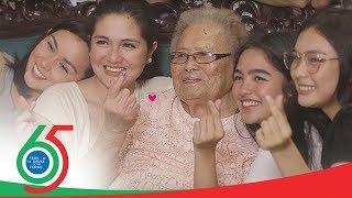 Behind-The-Scenes:  Lola Sentenaryo & Kadenang Ginto Cast | 65 Years ng Kwentong Kapamilya