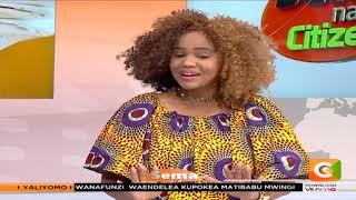 Pierra Makena: Nimemweka mfanyakazi wangu kama rafiki yangu #SemaNaCitizen