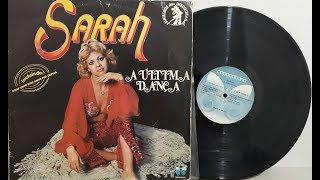 Sarah - A Última Dança - Disco Music Nacional - (Vinil Completo - 1978) - Baú Musical