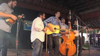 Sun Up Sun Down live at the Podunk Bluegrass Festival