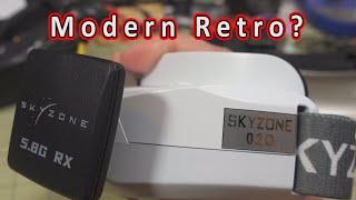 Skyzone SKY02O FPV Goggle Review ????