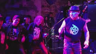 """Abrasive Wheels """"Voice Of Youth"""" Live at the Bowery Electric, NYC 11/24/17"""