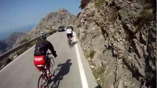 preview picture of video 'Mallorca 2012 - Descente à Sa Calobra, Majorque - Descent to Sa Calobra, Mallorca 03-2012'