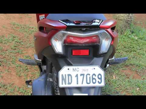 Bike review: Tricity 125