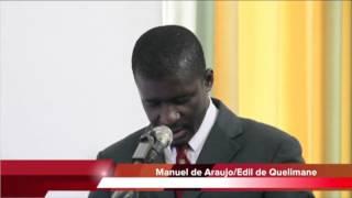 preview picture of video 'Aprovação da toponímia da cidade de Quelimane pela assembleia municipal'