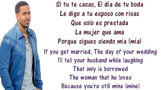 Romeo Santos   Eres Mia   Lyrics English And Spanish   You're Mine   Translation & Meaning