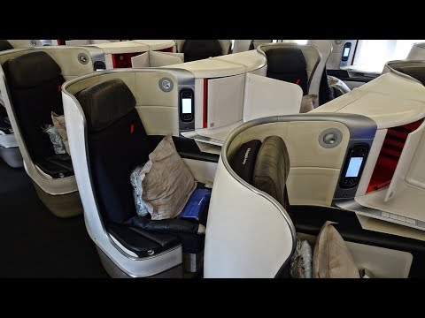 BUSINESS CLASS BY AIR FRANCE | PARIS-DUBAI | BOEING 777-300ER