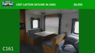1997 LAYTON SKYLINE M2965 – C161