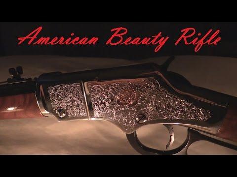 The American Beauty Rifle Trick Shot