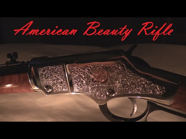 The American Beauty Rifle Trick Shot