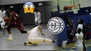 """Sylvain """"Frenchi"""" Francisco Drops 30, Breaks Ankles and Posterizes Defender"""