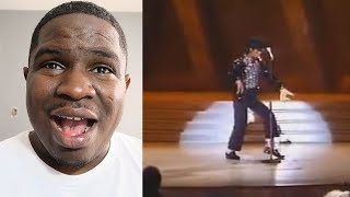 FIRST TIME WATCHING - michael jackson - billie jean live first time moonwalk - REACTION