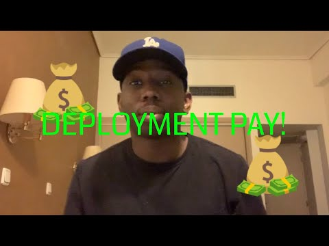 How Much Money Can I Make on a Deployment?