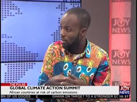 Global Climate Action Summit - The Pulse on JoyNews (18-9-18)