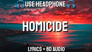 Logic Homicide (Feat Eminem) (8D MUSIC)