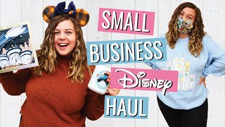 Buying Products From Disney Inspired Small Businesses!