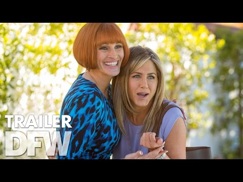 Julia Roberts, Jennifer Aniston en Kate Hudson in 'Flavour & Film'