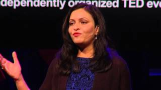 Connecting the dots... and being that dot for someone! | Pooja Reddy | TEDxSBU
