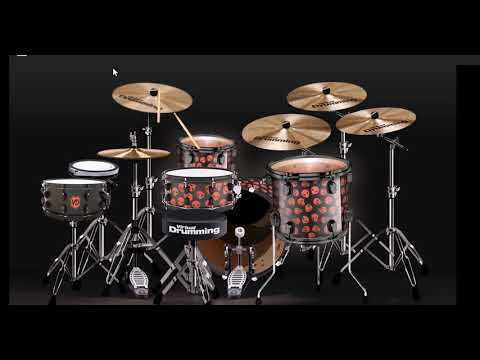 Twenty One Pilots - Morph  W/ Virtual Drumming