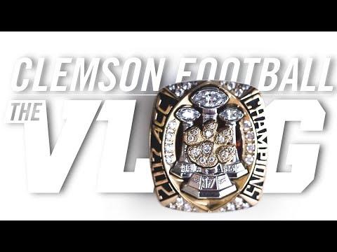 Clemson Football || The Vlog (Season 2, Ep 7)