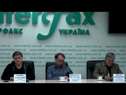 Interfax-Ukraine to host press conference 'Political Autumn 2019: Presentiment of Epic Hurricane or Swamp Storm?'