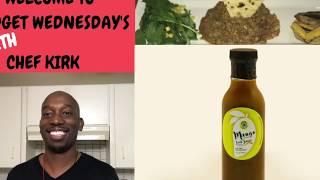 Budget Wednesday - Caribbean- India Fusion Dish - Mango Jerk Sauce