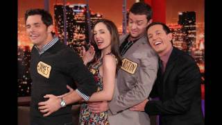 Awkward Family Photo - Justin Timberlake, Eliza Dushku & James Marsden - ROVE LA