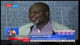 Wavinya Ndeti wins big again in Machakos Wiper primaries