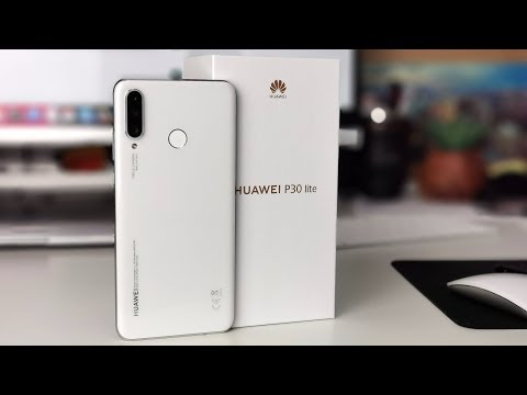 Unboxing Huawei P30 Lite e primo confronto con P30 e P30 Pro