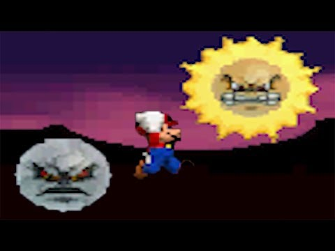 Newer Super Mario Bros DS 100% Walkthrough Part 8 - Koopa Country (All Star Coins)
