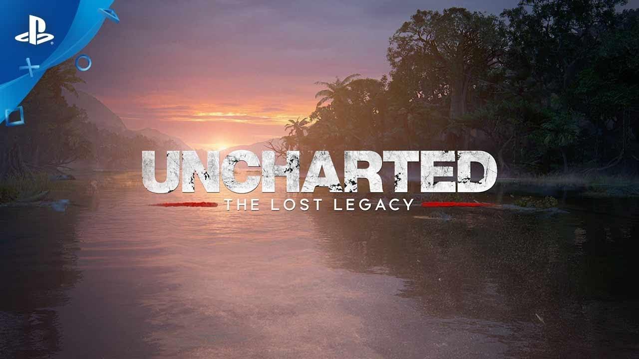 Uncharted: The Lost Legacy Chega ao PS4 Dia 22 de Agosto, Nova Entrevista com a Naughty Dog
