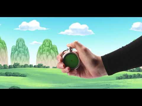 Porte-clés 3D Dragon Ball Z Radar by ABYstyle