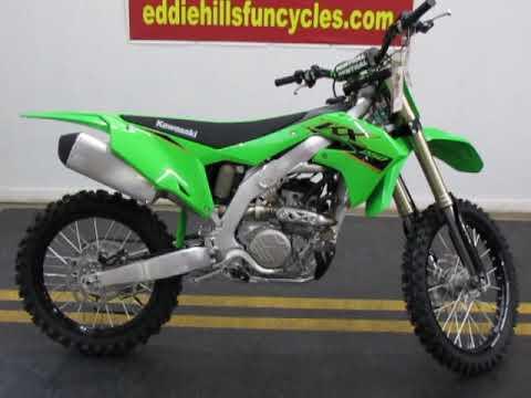 2022 Kawasaki KX 250 in Wichita Falls, Texas - Video 1