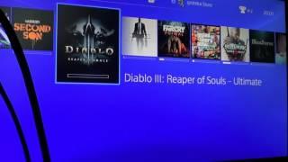 Закачка игр на PS4 аккаунтами.ИНСТРУКЦИЯ