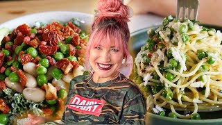 Vegan What I Eat In A Day | Lazy + Easy Vegan Recipes