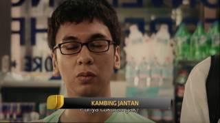 Gambar cover Kambing Jantan (HD on Flik) - Trailer