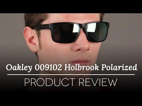Oakley 009102 Holbrook Polarized Sunglasses Review   SmartBuyGlasses