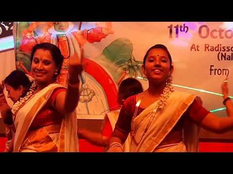 YMCA Sharjah Onam 2019 -Thiruvathira  by Ladies Wing