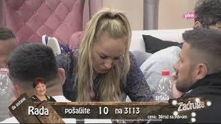 Zadruga 2 - Luna saznala da su Marko i Dragana šaputali u garderoberu - 19.03.2019.