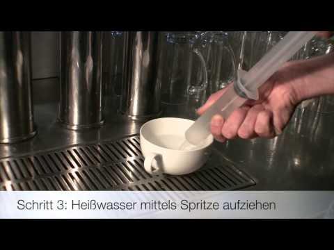 EINFACHE ZAPFHAHN-HYGIENE für täglichen, frischen Biergenuss