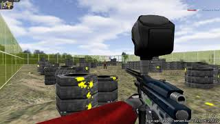 Dead Games Done Together: Digital Paintball Gold