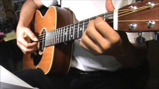URGE FOR GOING- Joni Mitchell-cover- fingerstyle-chords