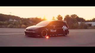 """static VW Golf VI with """"West""""-Design"""